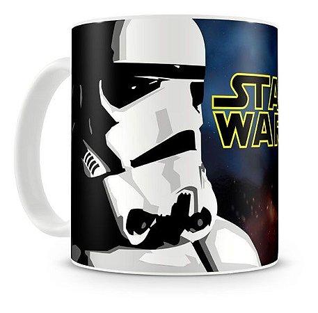 Caneca Porcelana Star Wars StormTroopers
