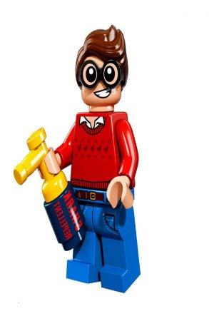 Boneco Compatível Lego Dick Grayson - Dc Comics