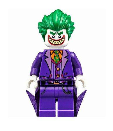 Boneco Compatível Lego Coringa Galã - Dc Comics (Edição Especial)