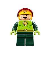 Boneco Compatível Lego Homem Pipa - Dc Comics