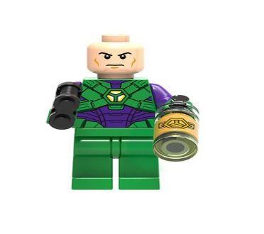 Boneco Compatível Lego Lex Luthor - Dc Comics (Edição Especial)