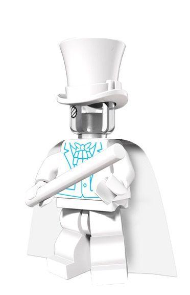 Boneco Compatível Lego Homem Invisível - Dc Comics