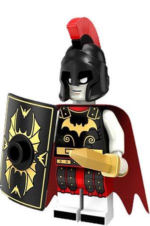 Boneco Compatível Lego Batman Roma - Dc Comics (Edição Especial)