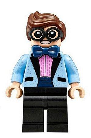 Boneco Compatível Lego Dick Grayson Galã - Dc Comics