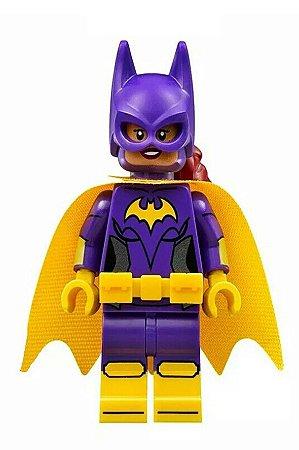 Boneco Compatível Lego Batgirl - Dc Comics