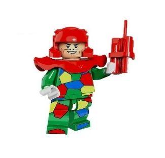 Boneco Compatível Lego Crazy Quilt - Dc Comics