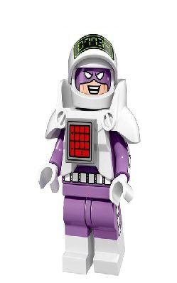 Boneco Compatível Lego Calculador - Dc Comics