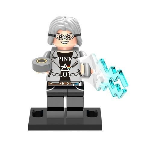 Mini Figura Compatível Lego Mercúrio X-MEN Marvel