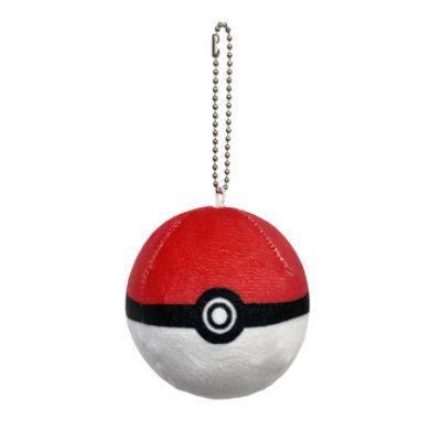 Pelúcia Pokémon Pokébola 8Cm
