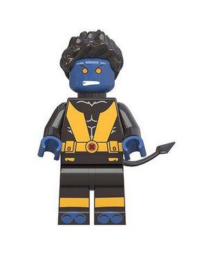 Boneco Noturno Lego Compatível - Marvel X-men