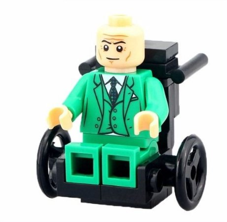 Mini Figura Compatível Lego Professor Xavier - X-men