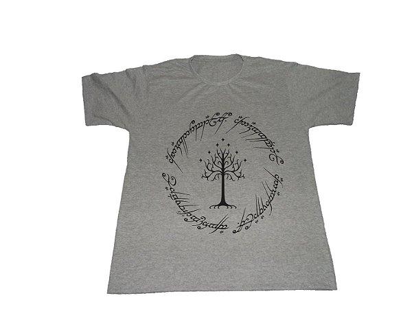 Camiseta Senhor dos anéis Árvore de Gondor - Masculina
