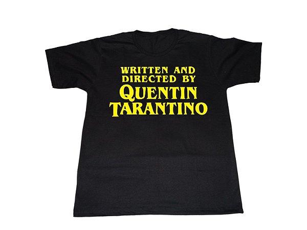 Camiseta Tarantino - Masculina