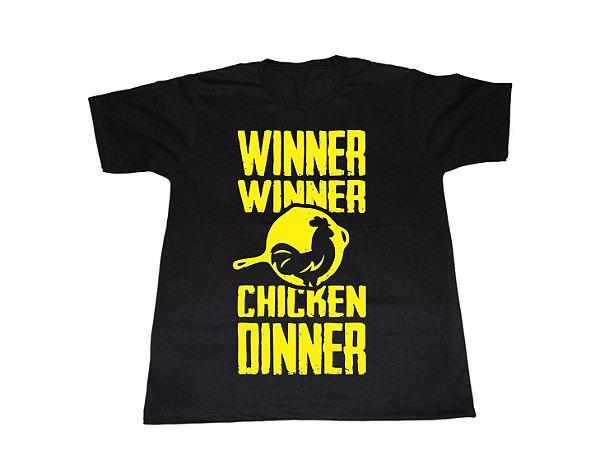 Camiseta PUBG Players Unknown Battlegrounds - Masculina