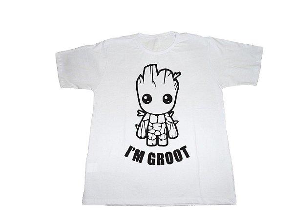 Camiseta Baby Groot - Masculina