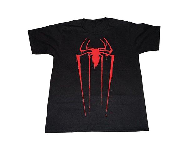 Camiseta Homem-Aranha - Masculina