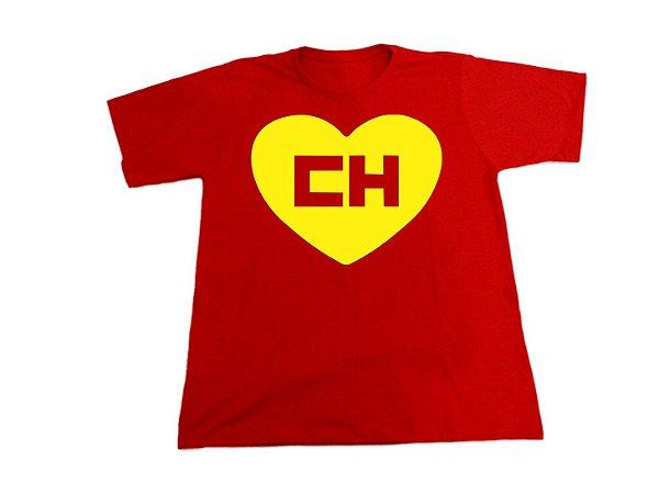 Camiseta Chapolin - Masculina