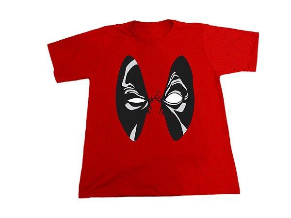 Camiseta Deadpool - Masculina