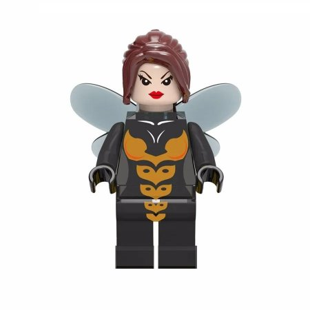 Boneco Vespa Lego Compatível - Marvel
