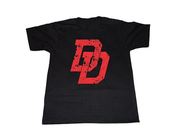Camiseta Demolidor Logo - Masculina