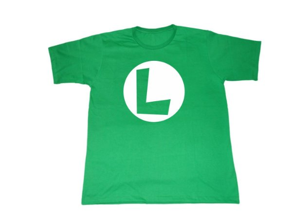 Camiseta Luigi - Masculina