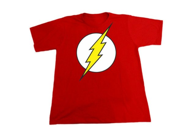 Camiseta Flash - Masculina