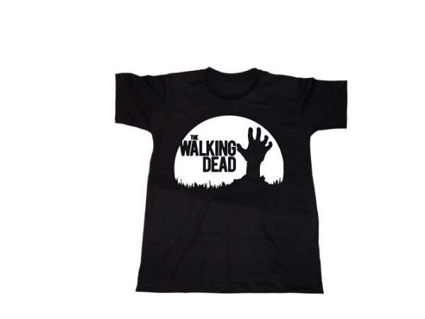 Camiseta The Walking Dead - Infantil