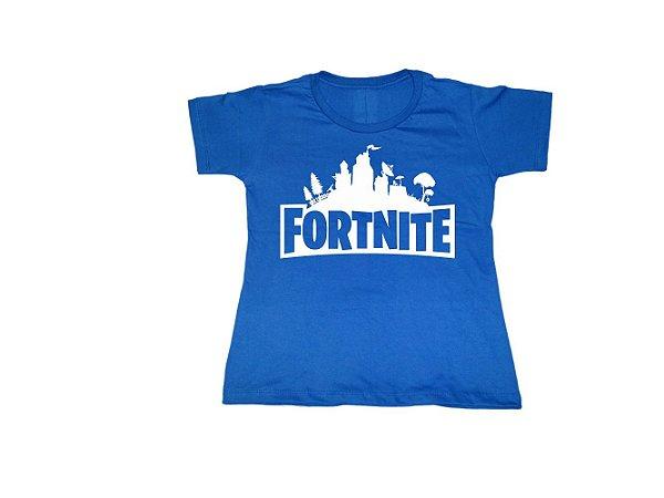 Camiseta Fortnite - Baby Look