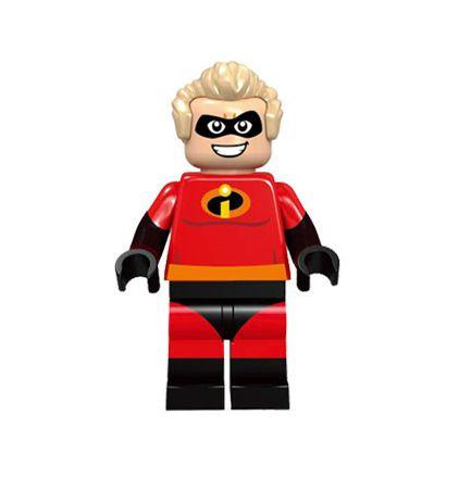 Boneco Sr. Incrível Os Incríveis Lego Compatível