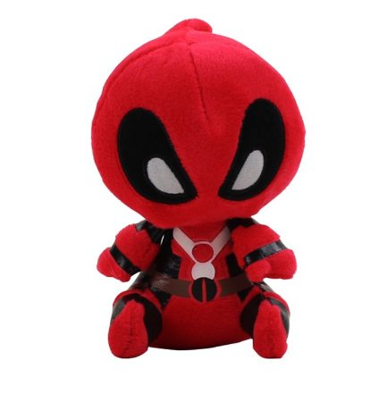 Pelúcia Deadpool -  12 Cm (Marvel Collection)