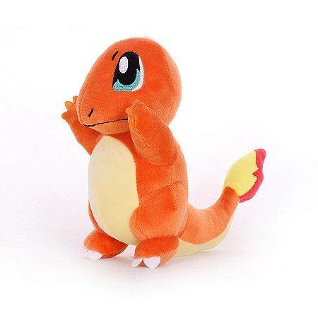 Pelúcia Charmander 21 Cm - Pokémon