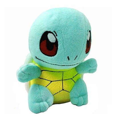 Pelúcia Pokémon Squirtle 20 Cm