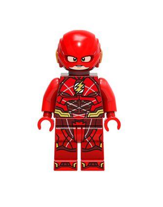 Boneco Flash Lego Compatível - Dc Comics (Edição especial)