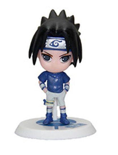 Boneco Colecionável Naruto - Sasuke