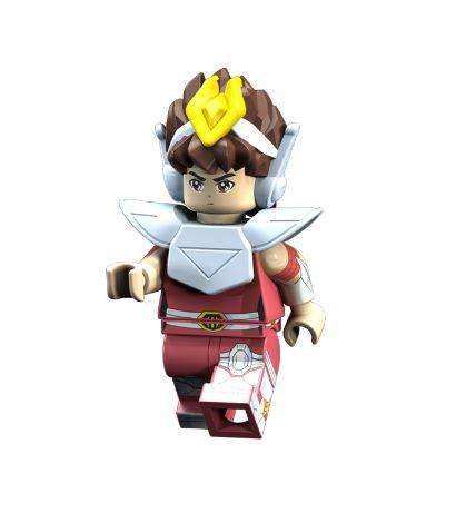Boneco Compatível Lego Seiya - Cavaleiros do Zodíaco (Edição Especial)