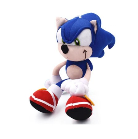 Pelúcia Sonic 20 Cm