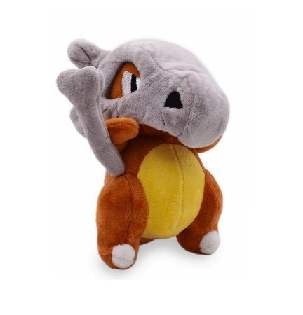 Pelúcia Pokémon Cubone - 16 cm (Pokémon Center)