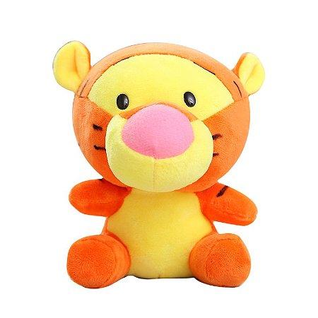 Pelúcia Tigrão 17 Cm - Ursinho Pooh