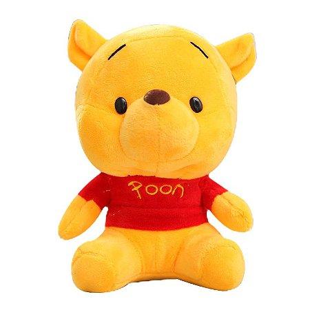 Pelúcia Ursinho Pooh 17 Cm - Disney