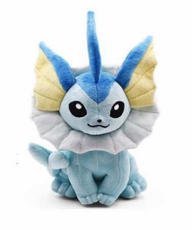 Pelúcia Vaporeon 37 Cm - Pokémon Center