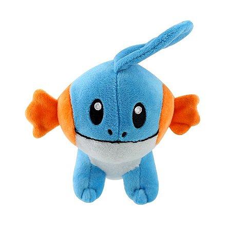 Pelúcia Mudkip 16 Cm - Pokémon