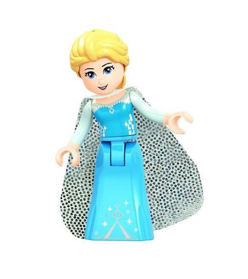 Boneca Elza Frozen Lego Compatível - Princesas Disney