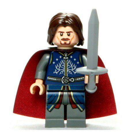 Boneco Aragorn Lego Compatível - Senhor dos Anéis