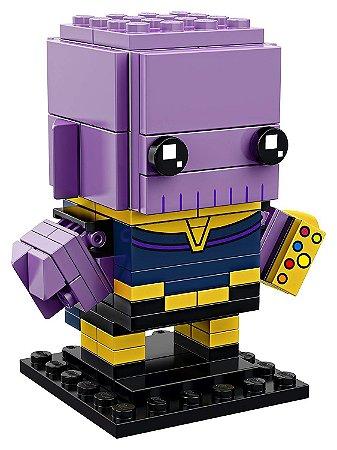Brickheadz Thanos - Cute Doll 105 pçs (Lego Compatível)
