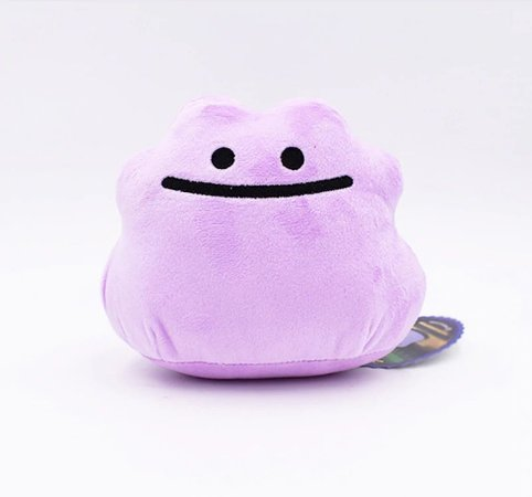 Pelúcia Ditto 18 Cm - Pokémon Center