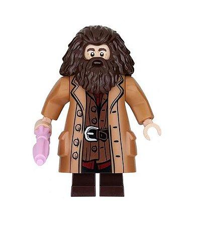 Boneco Compatível Lego Hagrid - Harry Potter (Edição Especial)