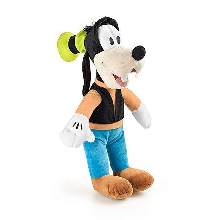 Pelúcia Pateta 40cm com Som (Mickey Mouse & Friends)