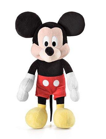 Pelúcia Mickey 40cm com Som (Mickey Mouse & Friends)