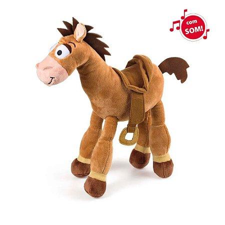 Pelúcia Bala no Alvo Toy Story com Som Tam. 30cm