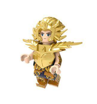 Boneco Compatível Lego Máscara da Morte de Câncer - Cavaleiros do Zodíaco (Edição Especial)